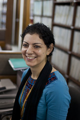Aliki Christou is working in the child health unit which is part of the Centre for Child and Adolescent Health at the ICDDR,B.