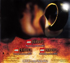LEGO Hobbit - There and Back Again (sidersdd) Tags: lego hobbit
