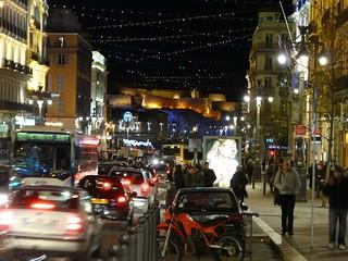 Marseille (13), illuminations 2008