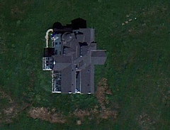 Ladonia Grand old home (old.curmudgeon) Tags: house texas satelliteview grandoldhome 5050cy canonsx10is