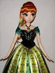 Anna Limited Edition 17'' Doll - LE 2500 - Frozen - US Disney Store Purchase - First Look - Deboxed - Standing - Midrange Front View (drj1828) Tags: anna standing frozen us doll release purchase limitededition disneystore firstlook 17inch posable productinformation deboxed le2500