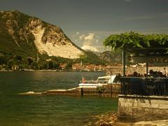 Isola Pescatori e Monte Leone