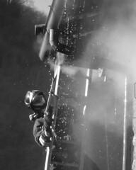 L'acqua che incontra il fuoco (illyphoto) Tags: acqua incendio fumo pompiere illyfoto vigiledelfuoco ilariaprovenzi photodiilariaprovenzi illyphoto tettoinfiamme