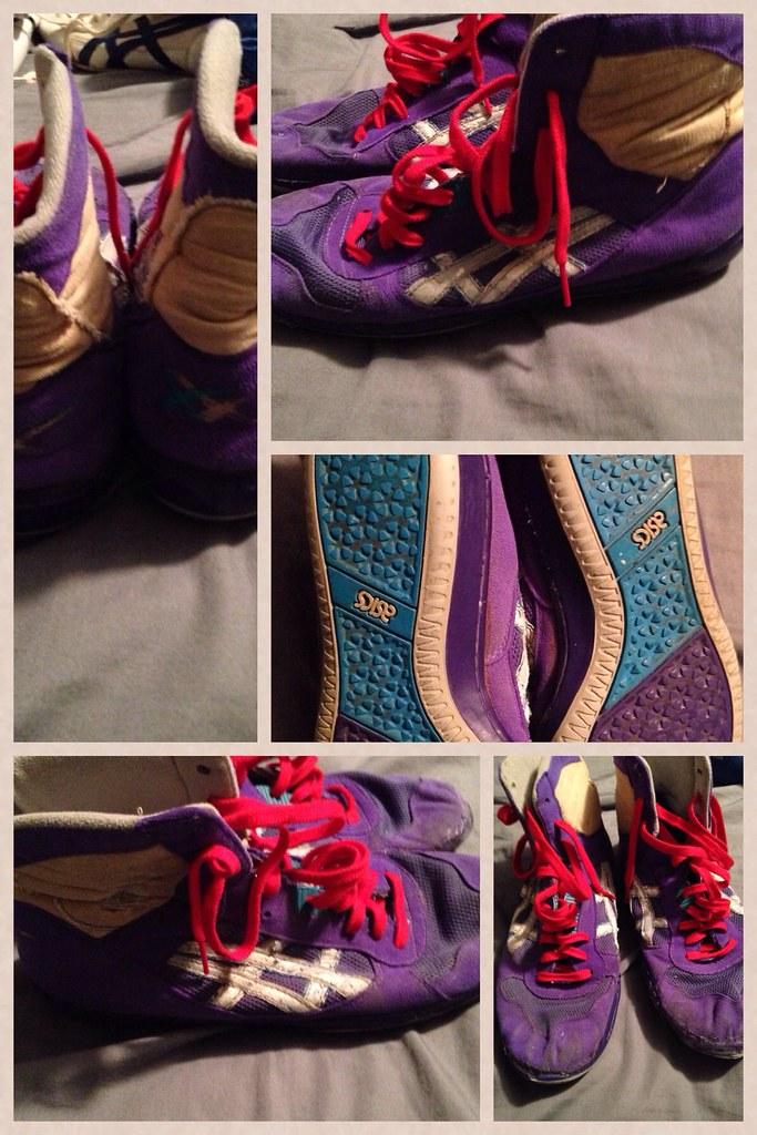 New Nike Oe Wrestling Shoes