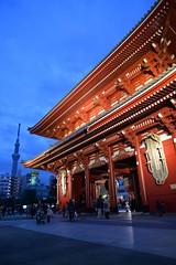 DF0_3847 (Zengame) Tags: sensoji tokyo nikon df  asakusa nikkor    skytree   tokyoskytree