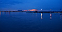 Amanecer de amigo (Jesus_l) Tags: españa puerto europa palmademallorca islasbaleares jesúsl
