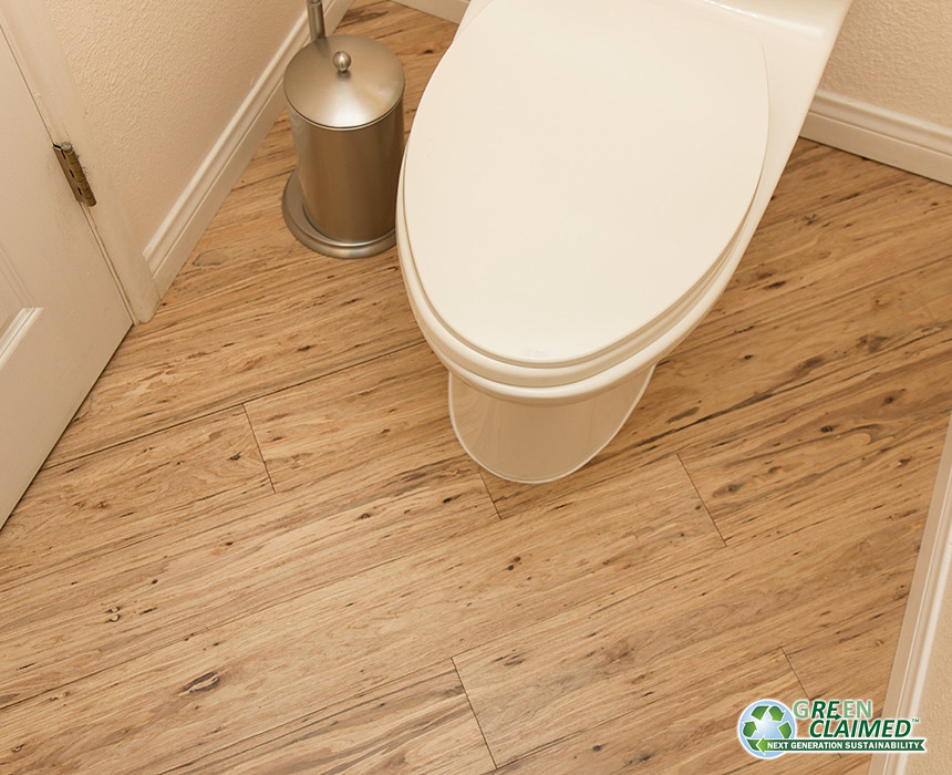 Get Free Samples! - White Oak Flooring Alternative - Natural Eucalyptus GreenClaimed