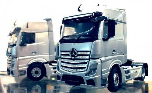 WSI Mercedes Actros