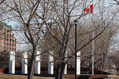 Memorial drive Calgary (davebloggs007) Tags: calgary drive memorial