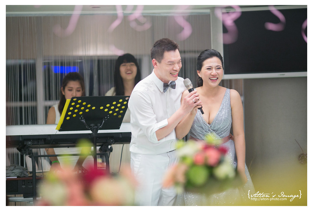 Joseph & Kitty 婚禮側拍 // 墾丁夏都