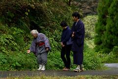 explanation (Andi [アンデイ]) Tags: kurumidani japan kyoto kyotango mountain village rural ruraljapan nature people forest tea greentea macha food photography