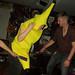 20161001 0222 - Rainbow Party #3 - Yellow Party - IMG_1248 - Carolyn, Christi, Alex(bg), Jess
