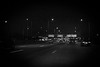 087/365: Driving home (dharder9475) Tags: 087365 2017 365project asphalt bw blackandwhite cars dark driving evening exit expressway highiso i90 lowlight night privpublic road