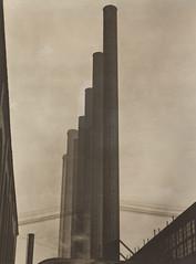 Edward Weston, Steel: Armco, Middletown, Ohio, October 1922 (geldenkirchen) Tags: blackwhite edwardweston americanphotographer 1922