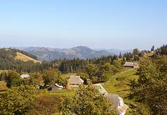 DSC07638 (igor_shumega) Tags: карпаты лес село деревня природа пейзаж горы