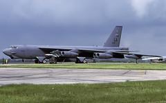 B-52H 60-0049 LA AGM142 EGVA 060599 CLOFTING 2 P (Chris Lofting) Tags: boeing b52 b52h agm142 usaf egva fairford la