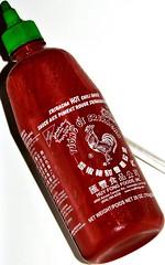 Sriracha sauce (Will S.) Tags: mypics canadaaviationandspacemuseum aviation airplane airplanes aeroplane aeroplanes space museum ottawa ontario canada model internationalspacestation chrishadfield hotsauce