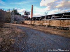 2017-03-02 17.42.09 (Louis Thissen) Tags: ardoiserie martelange urbex wallonie belgique abandonne usine ardoise pierre traitement
