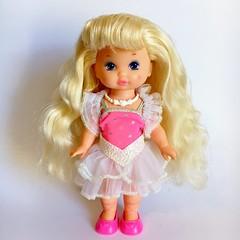 1990 Wee Li'l Miss Ballerina Doll (The Barbie Room) Tags: 1990 wee lil miss ballerina doll 90s mattel