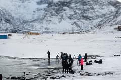 Rudelknipser (OR_U) Tags: 2017 oru norway lofoten photographers horde rudel workshop flakstad beach winter februar sliderssunday hss fakebokeh