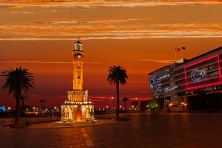 İzmir Saat Kulesi (Izmir Clock Tower)