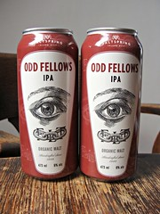 Odd Fellows IPA (knightbefore_99) Tags: beer cerveza pivo craft bc west coast camra can ipa india pale ale saltspring brewing gulf island tasty