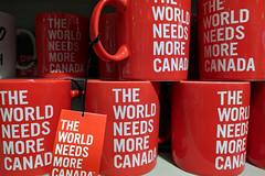 the world needs more canada (Ian Muttoo) Tags: img20170405165742edit ontario canada gimp mississauga mug coffee theworldneedsmorecanada indigo chapters indigospirit squareone