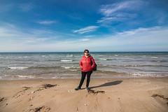 IMG_1990 (Antonio Todesco) Tags: mamma mom gargano pulia puglia calenella peschici mare spiaggia sea beach