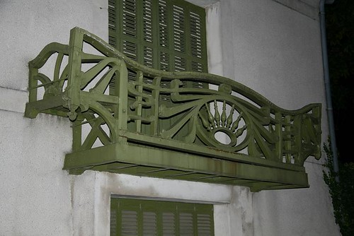 Balcon 2 places assises