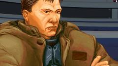 Kyle Katarn (BarricadeCaptures) Tags: star wars dark forces mission ii talay tak base after massacre cutscene kyle katarn game screenshot screencap