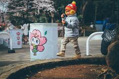 跑啊跑啊跑|上野公園 (里卡豆) Tags: olympus penf 25mm f12 pro 2512pro 上野公園 東京 tokyo japan 日本 關東 kanto 東京都