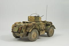 _DSC3250 (MunnyPax) Tags: italeri staghound allies war antiaircraft ww2 scale scalemodels