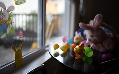 Happy Easter (Xiao-Bu) Tags: canon5dmarkii ef35mmf14lusm easter chicken easterbunny eastereggs