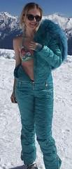 naumi unzipped (skisuitguy) Tags: skisuit snowsuit ski snow suit skiing skiwear skifashion skibunny onepieceskisuit onepiecesuit onesie