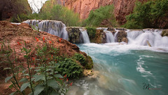 20170411-Havasu-949-Edit (BX's Photos) Tags: havasupai havasu supai falls mooney grand canyon water waterfalls havasucreek havasucanyon arizona turquoise grandcanyon coloradoriver