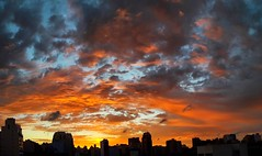 Panoramic sky Buenos Aires (Fally Killradio) Tags: sky cielo clouds nubes skycollection cloudscollection skyporn cloudporn landscape cloudscape nature naturaleza city view sun scenery lovely amazing buenosaires argentina caballito lateafternoon atardecer photo photography urban new day paisaje natur natural flickr cloudy camera texture colours cityscape sunshine sunset sunrise panoramic panoramica