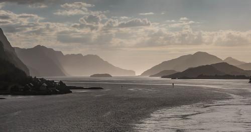 1st Bill Norfolk Norwegian Fjord Sunset