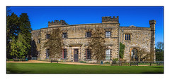 Towneley Hall (Kev Walker ¦ 8 Million Views..Thank You) Tags: 13thcentury architecture britishculture building burnley canon1855mm countryhouse england gardens gradeilistedbuilding hdr historichouse historical lancashire mirrorimage northwest outdoor panorama panoramic photoborder residential streetlights towneleyhall trees waterfountain