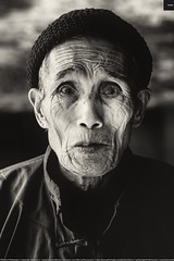 Senior Chinese Man, Zhao Xing, China (Mlenny!) Tags: adult asia asian blackandwhite character characters china chinaeastasia chineseethnicity cultures eye face fineartportrait getty gettyimages individuality istock men mlenny mlennycom old onlymen people photography portrait realpeople senioradult seniormen sepia serious slim travel vertical whitehair zhaojing