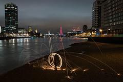 Sparks Fly 1 (Claymore55) Tags: lightpainters london meetup nikond750 steelwoolspinninglightpainting