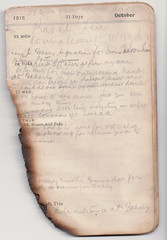 25-31 Oct 1915 (wheresshelly) Tags: ww1 wwi world war 1 australia gallipoli egypt military australian 4th field ambulance anzac morton wilfred