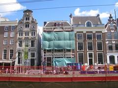 Hidden Amsterdam (streamer020nl) Tags: steigerdoek hidden rokin 93 renovation amsterdam 2017 190417 holland nederland netherlands niederlande paysbas