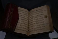 Coran (flor.O) Tags: marsella marseille mucem coran book libro livre handwriting écriture manuscrito escritura