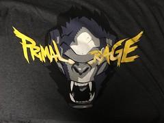 primal rage (timp37) Tags: loot crate primal rage tshirt tee shirt teeshirt 2017 march