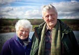 My Mum & Dad!