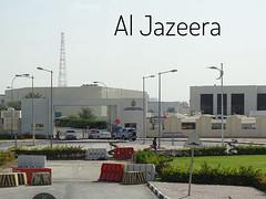 Al Jazeera HQ (Daniel Brennwald) Tags: doha katar qatar aljazeera
