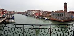 Murano (♥danars♥) Tags: murano venezia ponte faccina mare acqua