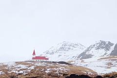 Vík (_nymeria_) Tags: mountains iceland vík