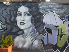 Amandalynn graffiti, San Francisco (duncan) Tags: graffiti sanfrancisco amandalynn