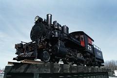 Old Sydney (TBSM1984) Tags: autosears28mmf28 sears28mm 28mm autosears searslens sears ricohlens japaneselens m42 wideangle konicaminoltadimageiv dimageivscanner minoltascanner dimageiv agfaphoto agfaphotovistaplus200 asahipentaxspotmatic spotmatic spotmaticii steamengine locomotive train railroad railway steamtankengine